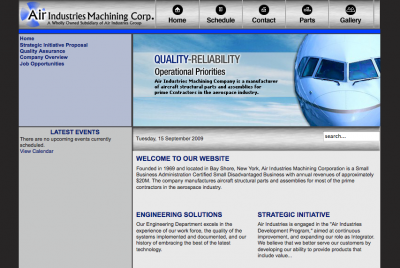 Air Industries Machining Corp