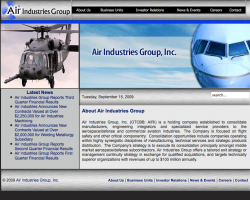 Air Industries Group