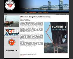 George Campbell Corporations